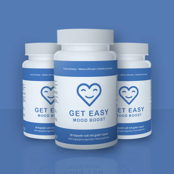 3x GET EASY Mood Booster