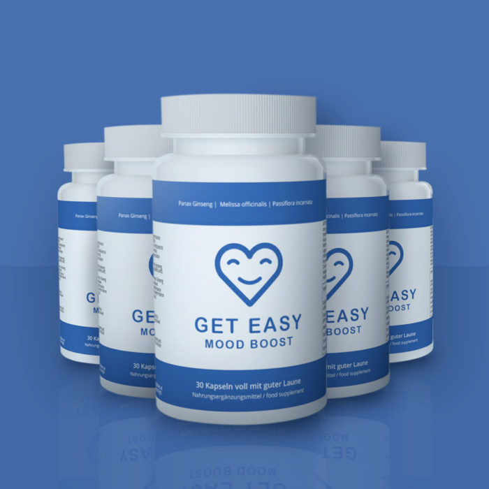 5x GET EASY Mood Booster